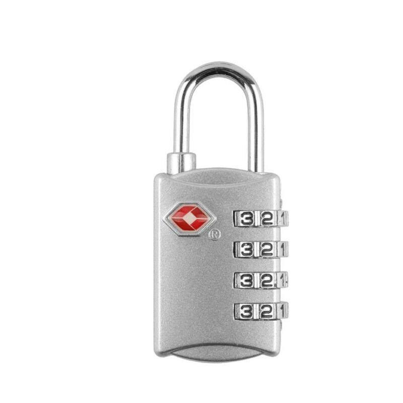 Phân phối YANYI Travel Supplies TSA Customs Padlock Customs Multi-purpose 4 Digit Code Lock