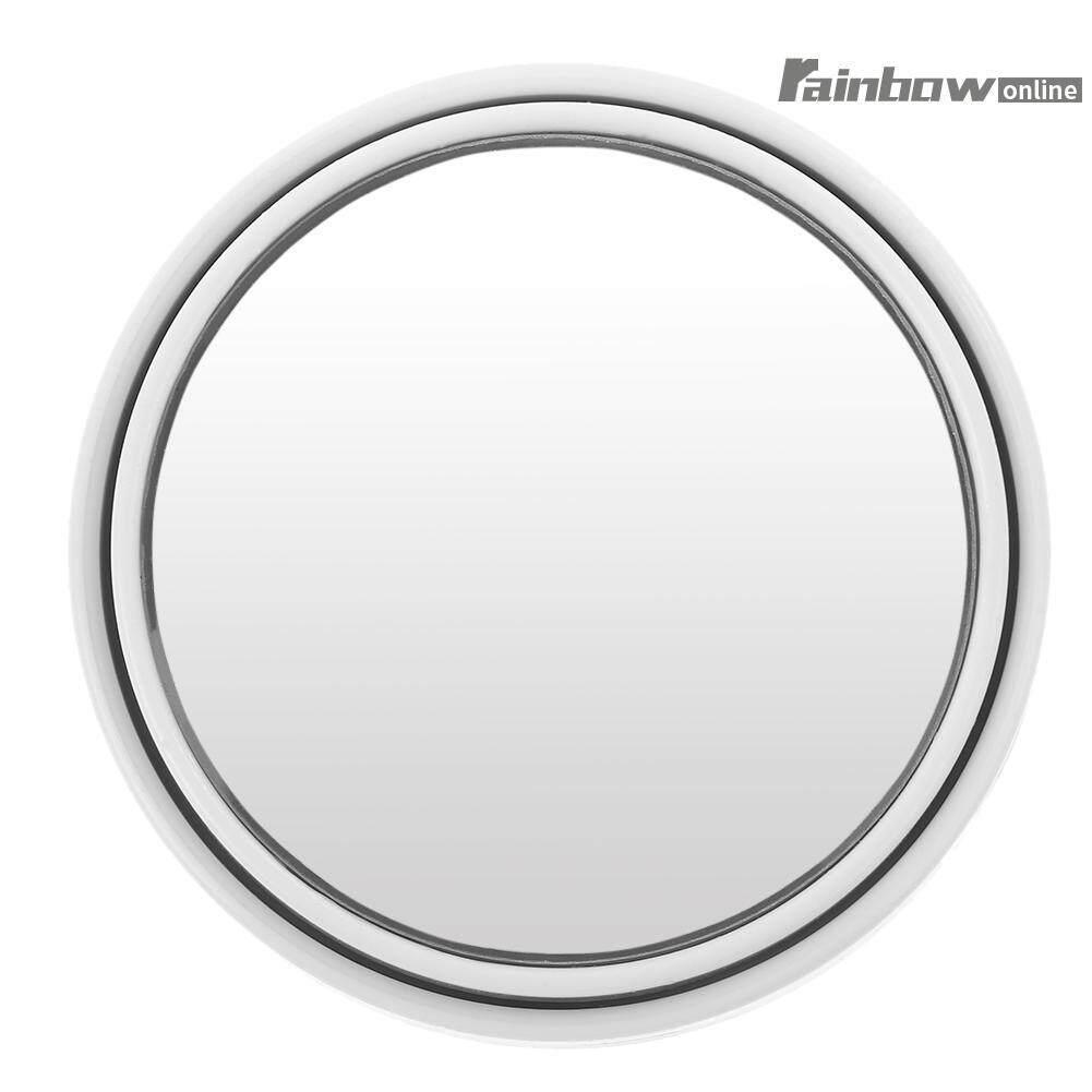Sudut Lebar 360 Lingkaran Yang Dapat Disesuaikan Cembung Mobil Kaca Spion Tambahan Blind Spot Cermin-Intl By Rainbowonline.