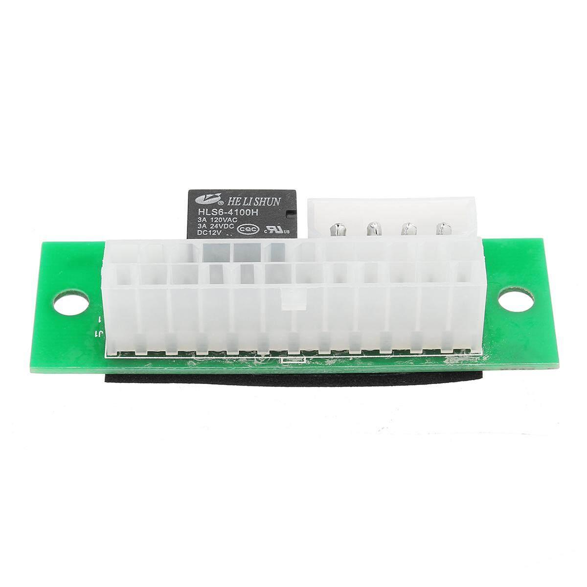 ADD2PSU Beberapa Penyalur Daya Adaptor Dual Power Sinkron Boot Kartu