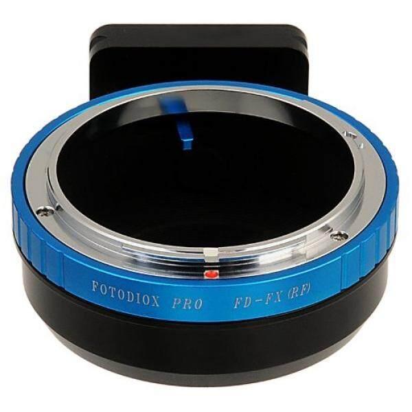 Fotodiox Lensa Pro Adaptor Dudukan-Canon FD & FL 35 Mm Lensa SLR untuk Film Fuji X-Seri Kamera Mirrorless Tubuh (X -Mount) -Intl