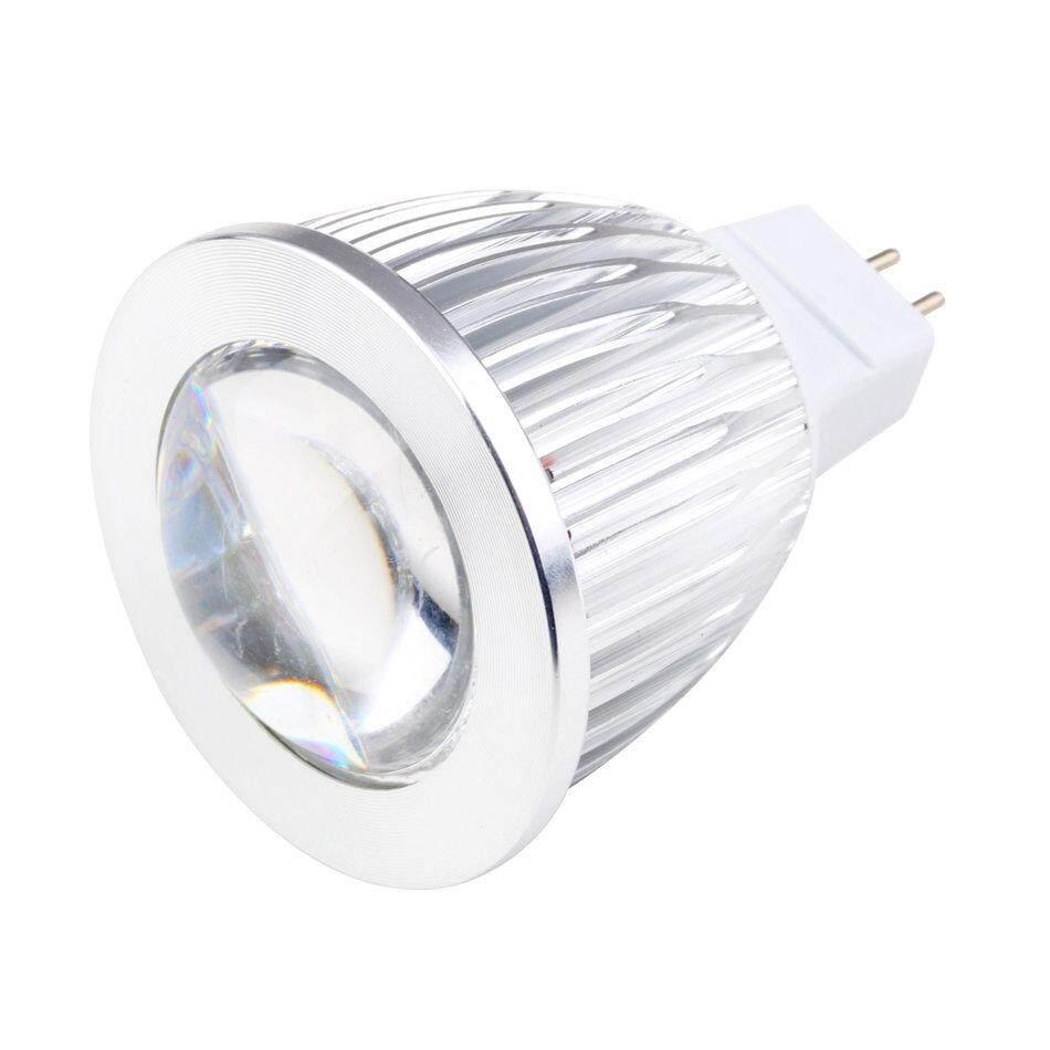 RUN2 Bright MR16 LED COB Spot Down Light Lamp Bulb Downlight 6W Cool/Warm White