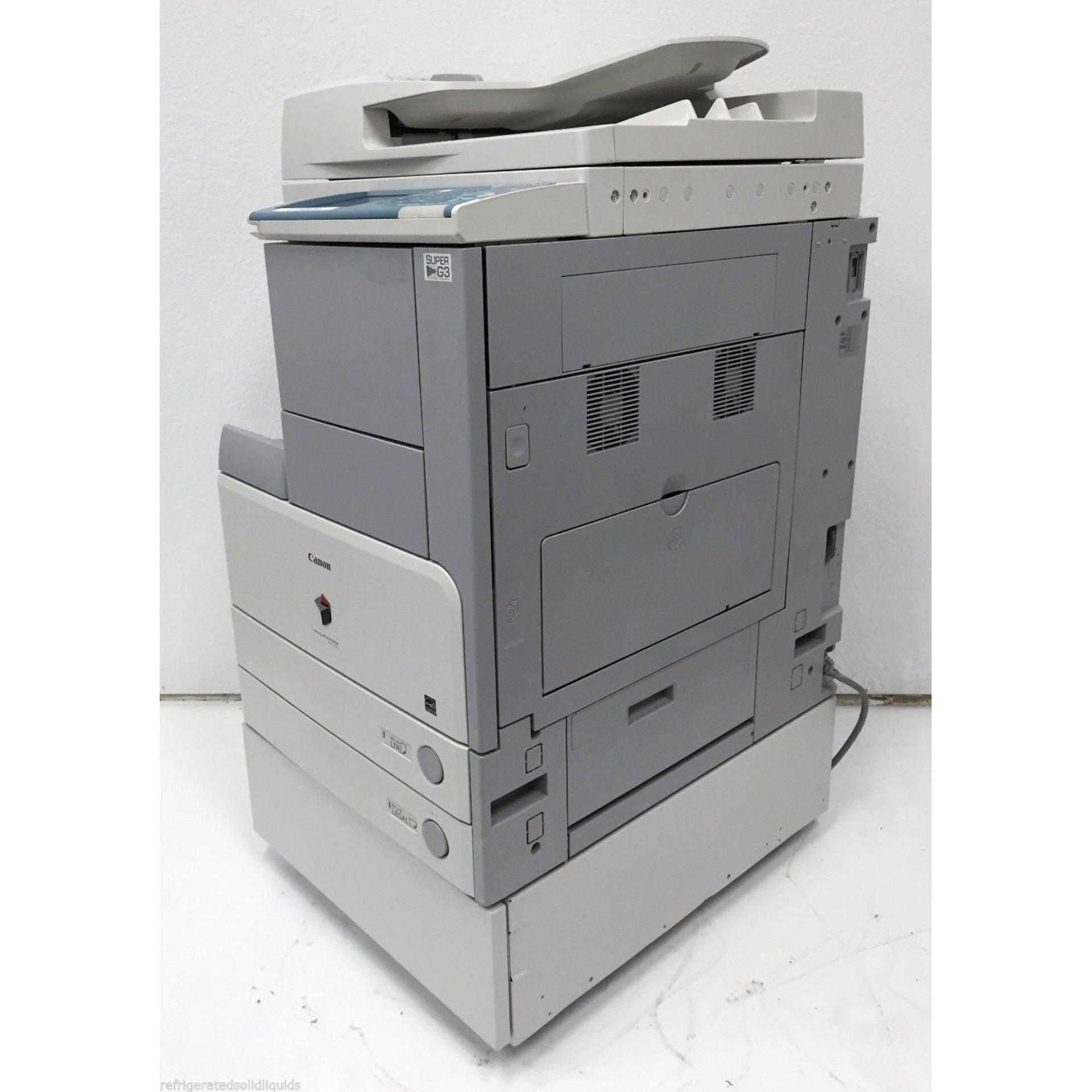 Copier Photocopy Canon IR 3245 Copy Print Scan Photocopier Machine Photostat