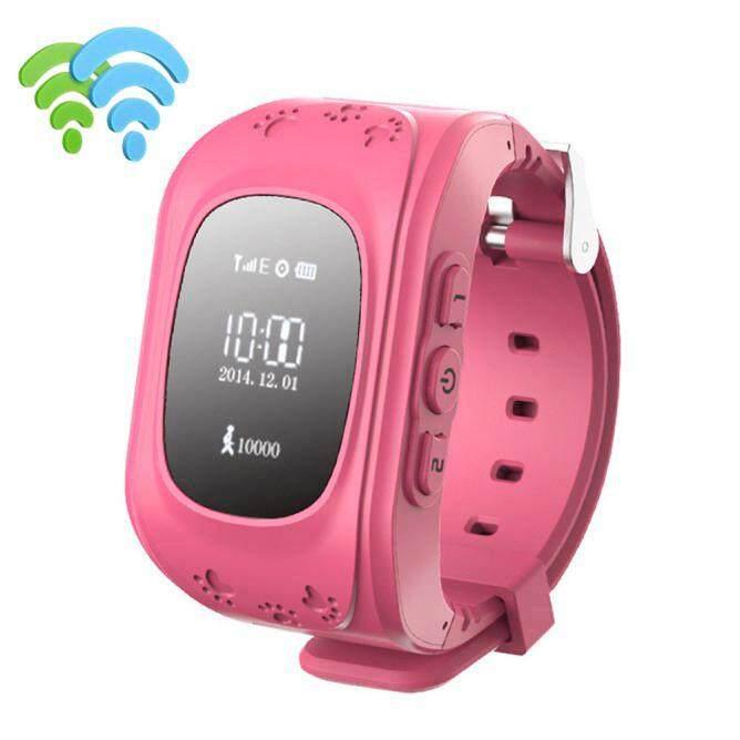 Honioer Anti-Lost Jam Pintar Anak-anak Posisi GPS Gelang Bluetooth untuk Android Rd