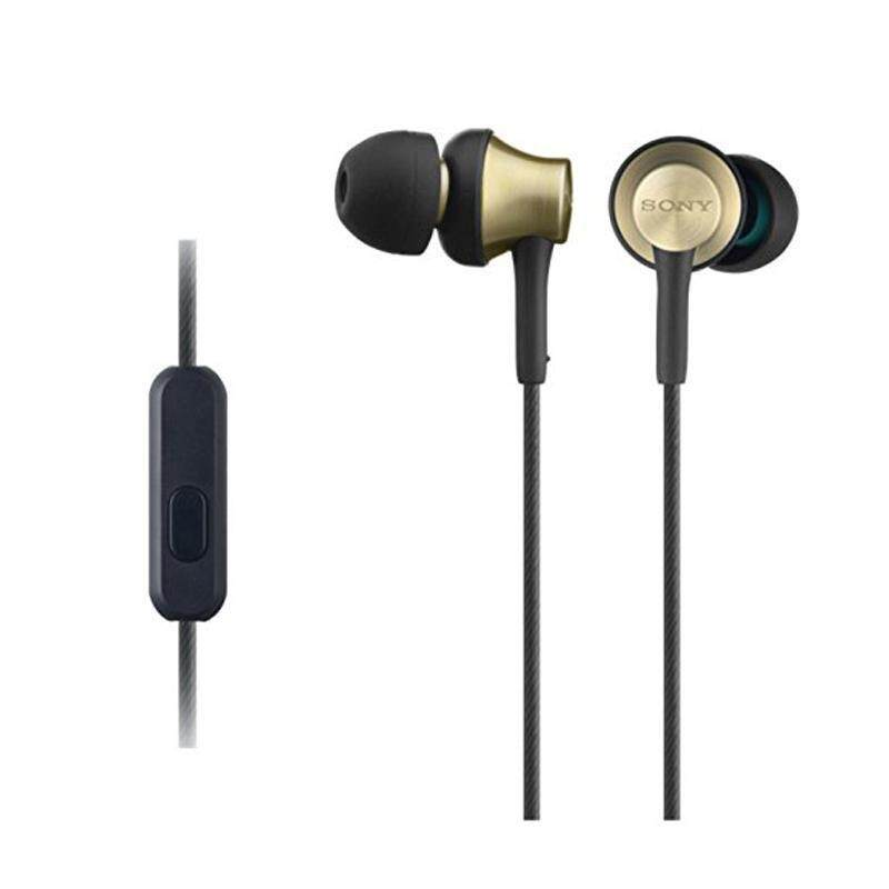SONY MDR-EX650AP In-ear Headphones with Remote and Mic for iPhone Android Laptop Singapore
