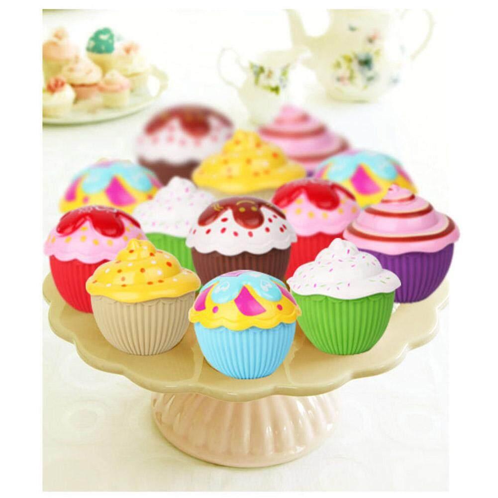 DM Kue Mini Mainan Boneka Kejutan Cupcake Putri Trolley Boneka Gadis Indah  Mainan Imut Hadiah Ulang 6c7880edb8