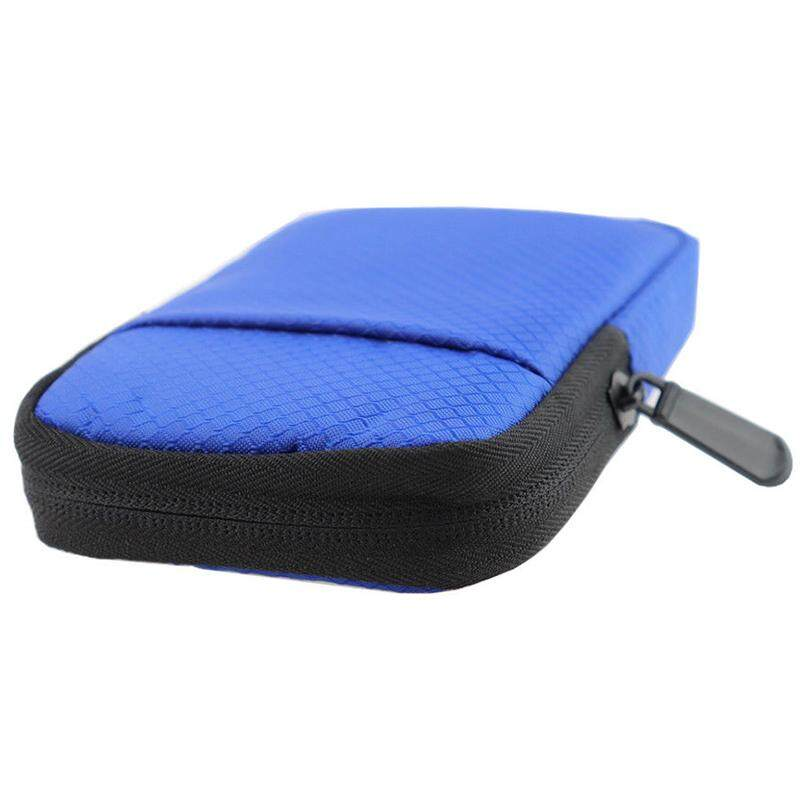 Gracekarin Online Shockproof 2.5 Inch External Hard Drive Carrying Case HDD SSD Bag Pouch