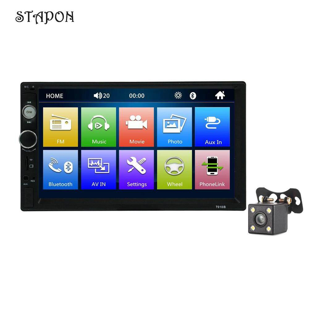 Car Navigator For Sale Dashboard Online Brands Prices Dual Radio Dv725bh Wiring Diagram Stapon 7010b 7 Inch Mp5 Player With Rear View Steering Wheel Control Mirror Link