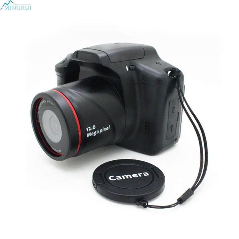 Hình ảnh Mingrui Store 3.0 Inch LCD Optical Zoom Camcorder Digital Camera Digital Video