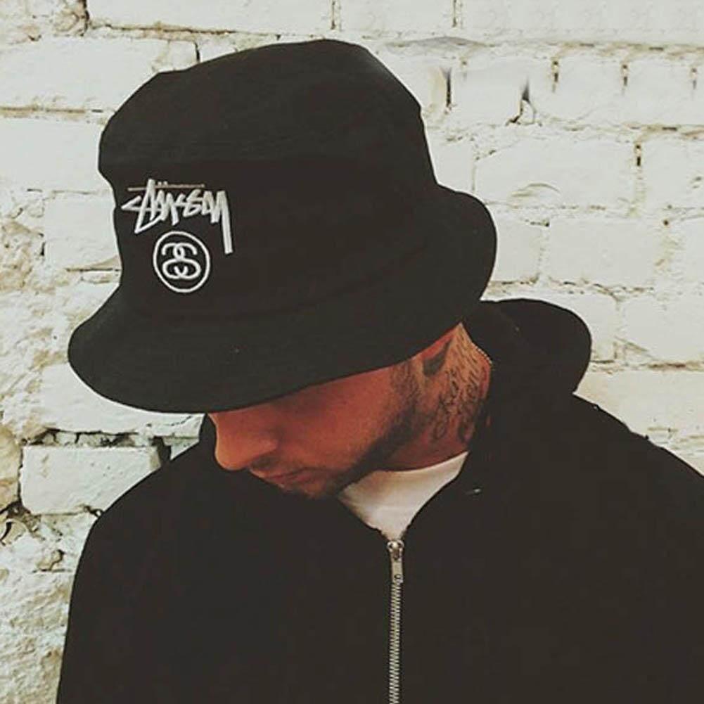 ... sale kuhong hip hop sport stussy bucket snapback outdoor fishmen hats intl 730e5 d0b06 purchase jhope bts ...