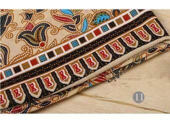 Pencarian Termurah 150cm*100cm national wind cotton linen material fashion printing apparel fabric DIY decorative cloth harga penawaran - Hanya Rp60.828
