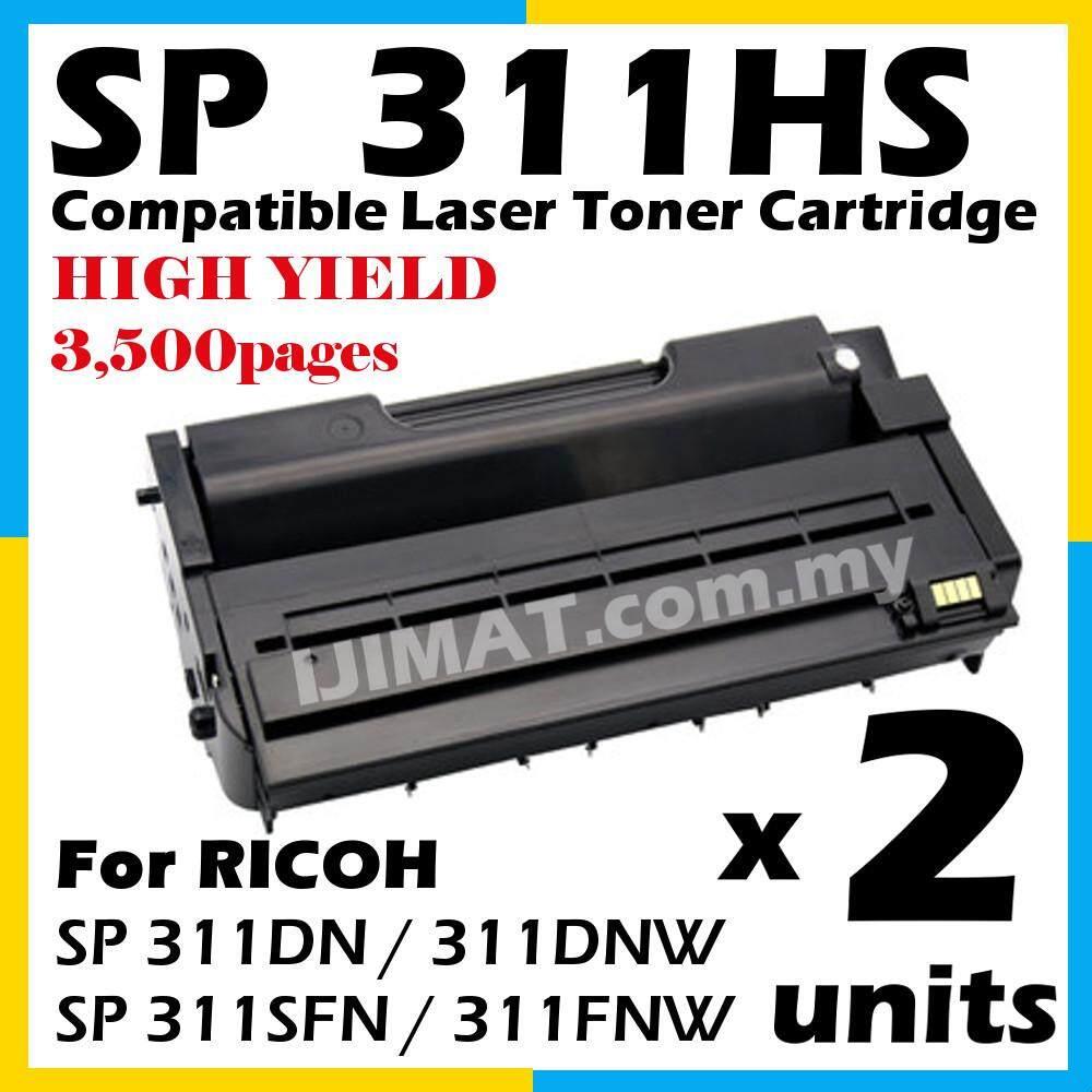 Review Compatible Ricoh Sp 100 Hs Laser Toner Cartridge For