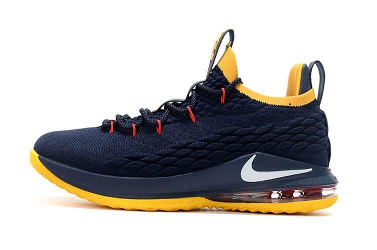 check out 59940 e4b3f Nike Original LeBron James LeBron XV LeBron 15 EP Low Top Men Basketaball  Shoe LBJ High