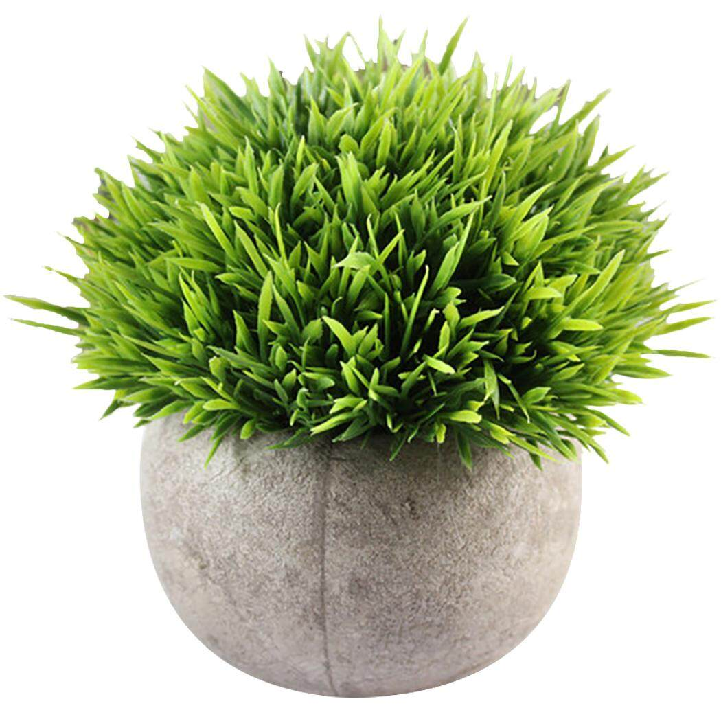 Artificial Plant Decorative Lifelike Elegant Fake Flowers Potted Plants Home Decorations