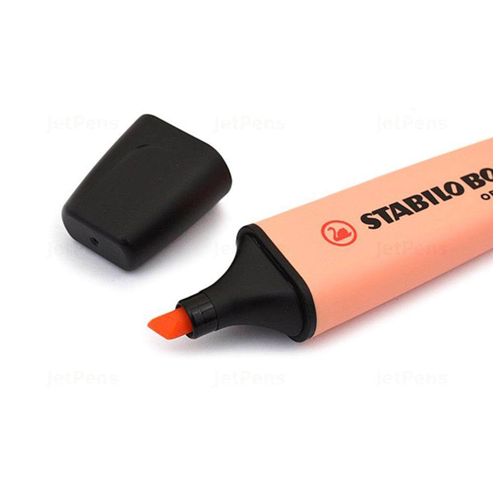 Stabilo Boss Pastel Orange Highlighter (70/126)