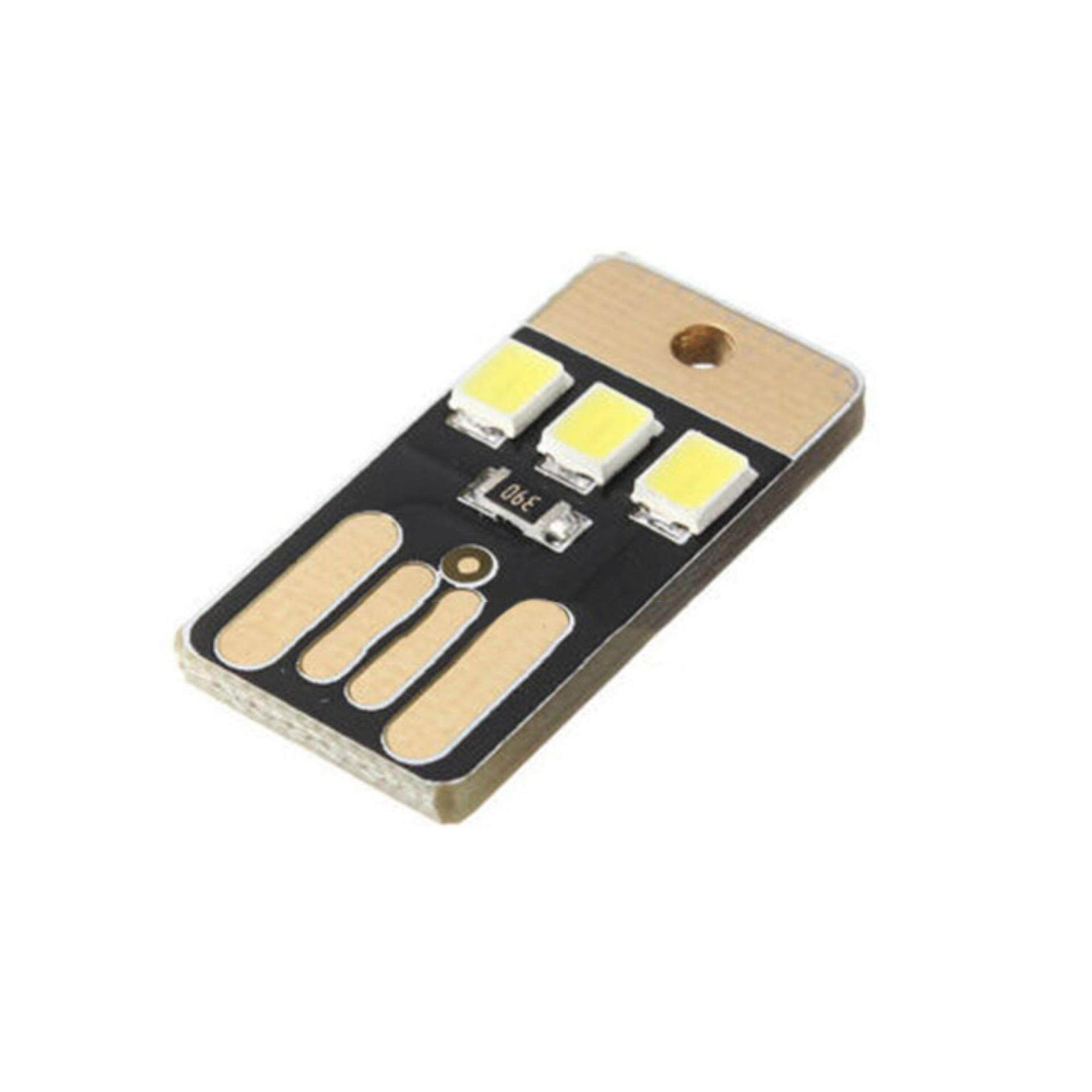 Electronic Components & Supplies 10pcs Mini Night Usb Led Keychain Portable Power White Board Pocket Card Lamp Bulb Led Online Discount