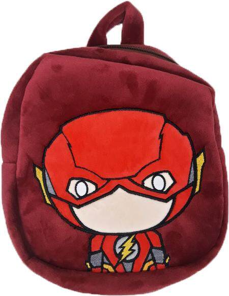 Justice League Flash Chibi Plush Backpack