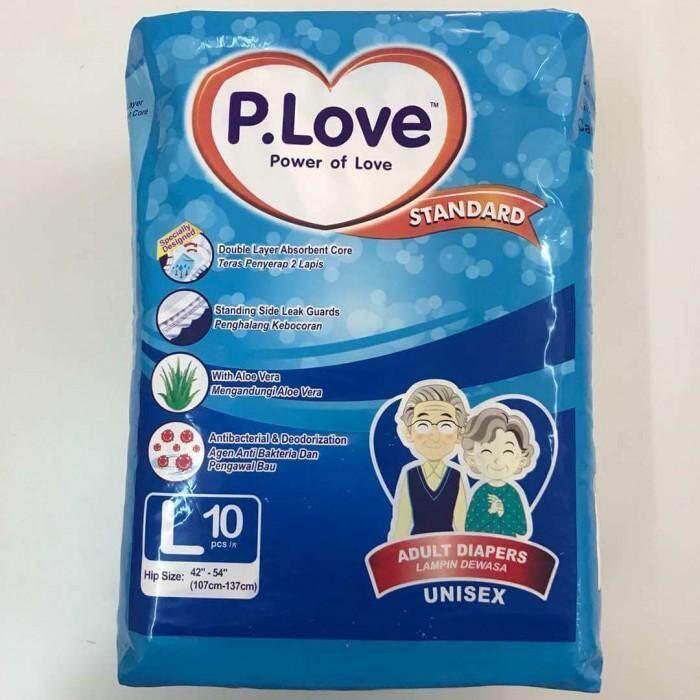 P.Love Adult Diaper (Standard) (L size)