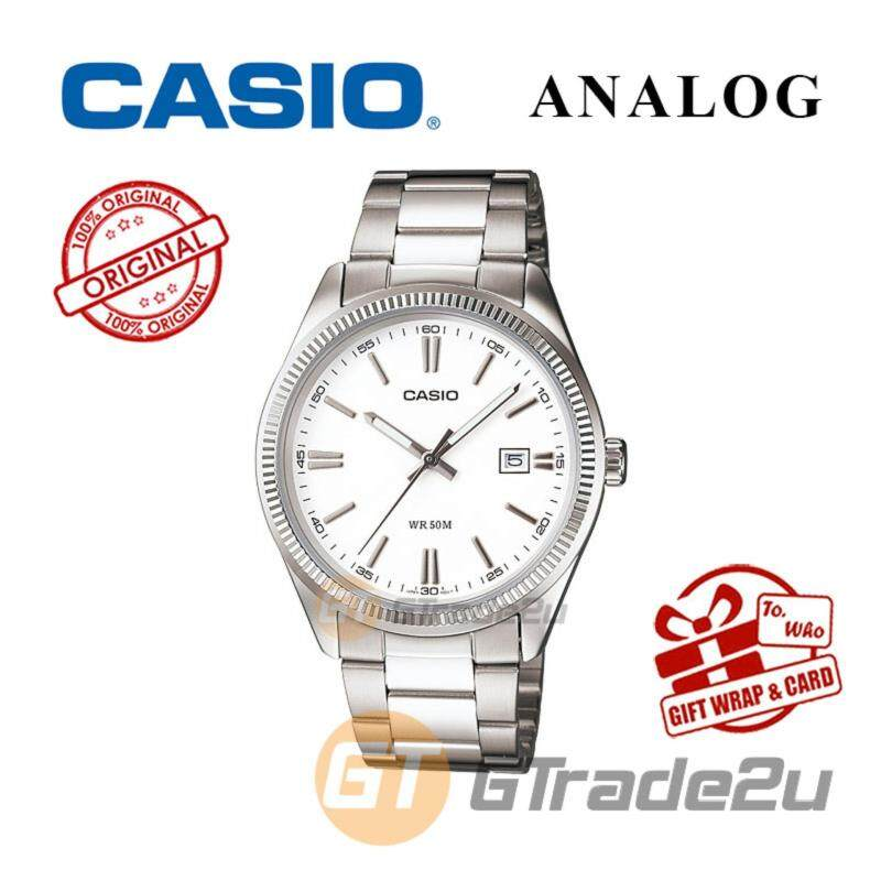 CASIO STANDARD MTP-1302D-7A1V Analog Mens Watch Malaysia