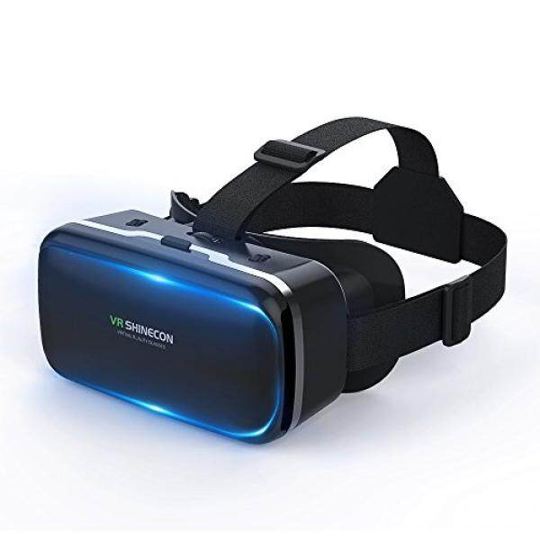 82666fe0a5e 3D VR Glasses VR Headset for Games and Videos - Virtual Reality Headset  with Prepositive Radiator