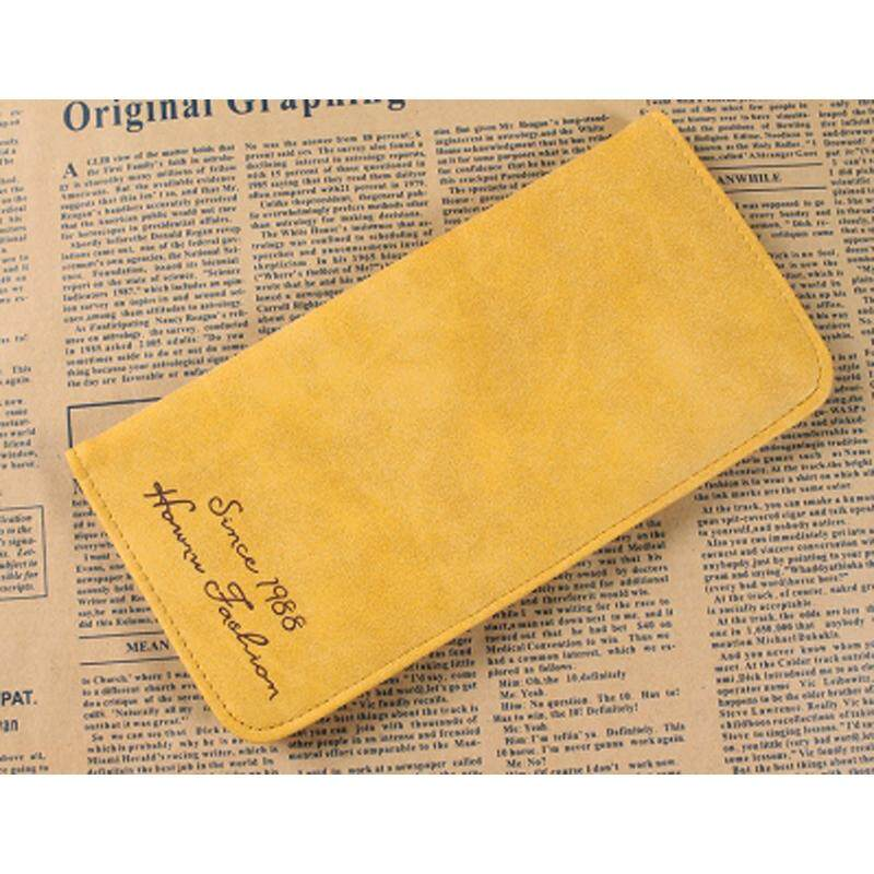 Korean New Long Lady Wallet Purse Thin Fashion Multi Purpose
