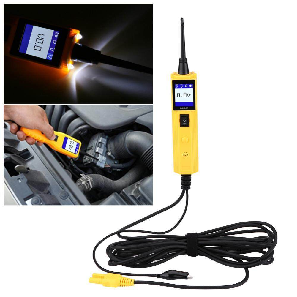 Test Leads For Sale Electrical Tester Online Brands Prices Auto Car Light Alligator Clip Dc 624v 12v Circuit Voltage System Diagnostic Tool Automotive Power Probe Intl