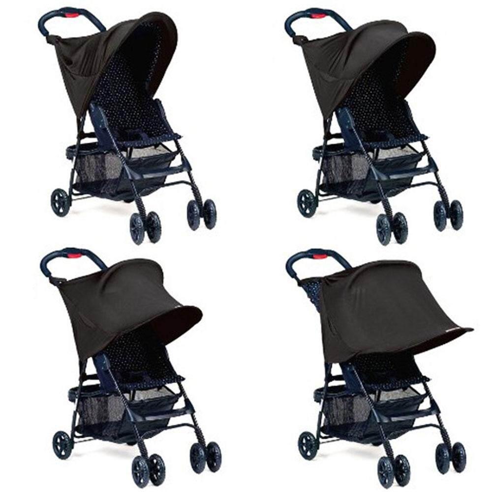 Tsujiu Store 2019 Baby stroller รถเข็นเด็ก Baby awning  stroller รถเข็นเด็กกันสาด Baby car sunshade accessories อุปกรณ์บังแดดรถยนต์สำหรับเด็ก Baby Gear Baby Shield & Netting