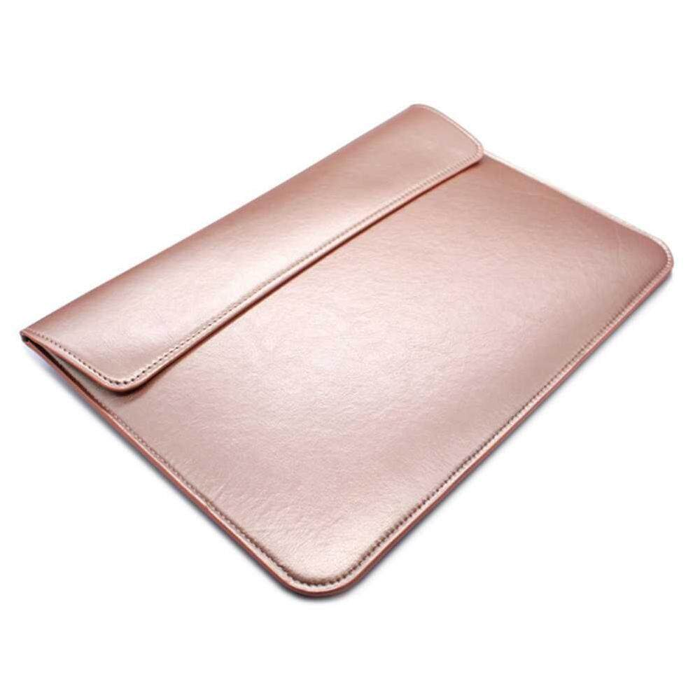 86475645d82 LISSNG PU leather 14 Inch Soft Sleeve Laptop Bag Case For Apple Macbook  Notebook