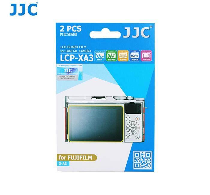 JJC LCP-XA3 LCD Guard Film Camera Screen Protector for Fujifilm XA-3