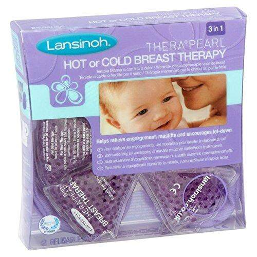 Lansinoh Therapearl 3-In-1 Breast Therapy Pack, Hot Or Cold Use By Sterne Mond (malaysia).
