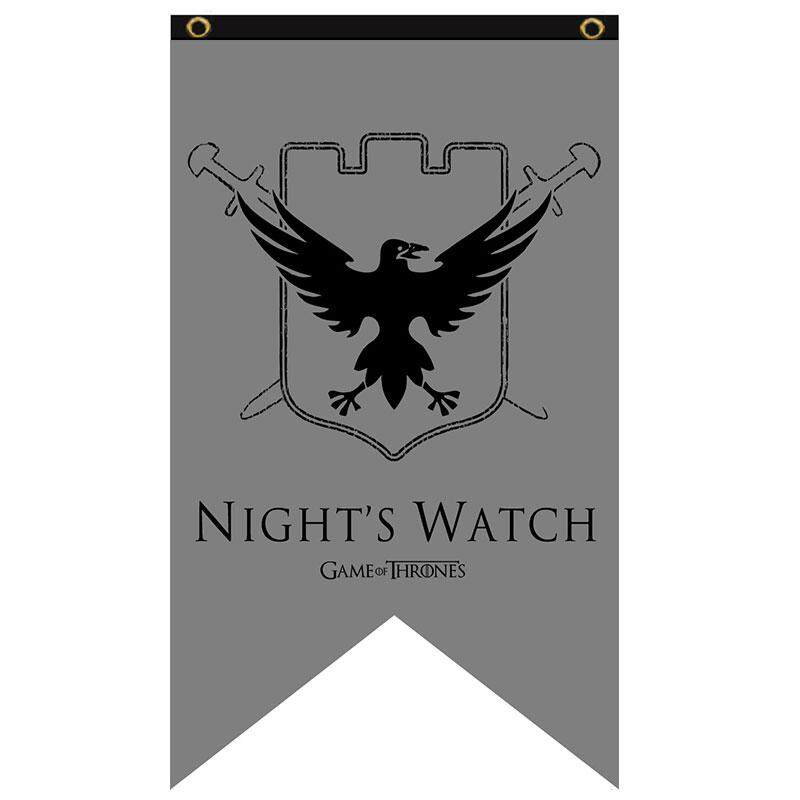 Clearance sale Game of Thrones Hanging Banner Flag Stark Tarly Lannister Bolton Home Decor - intl
