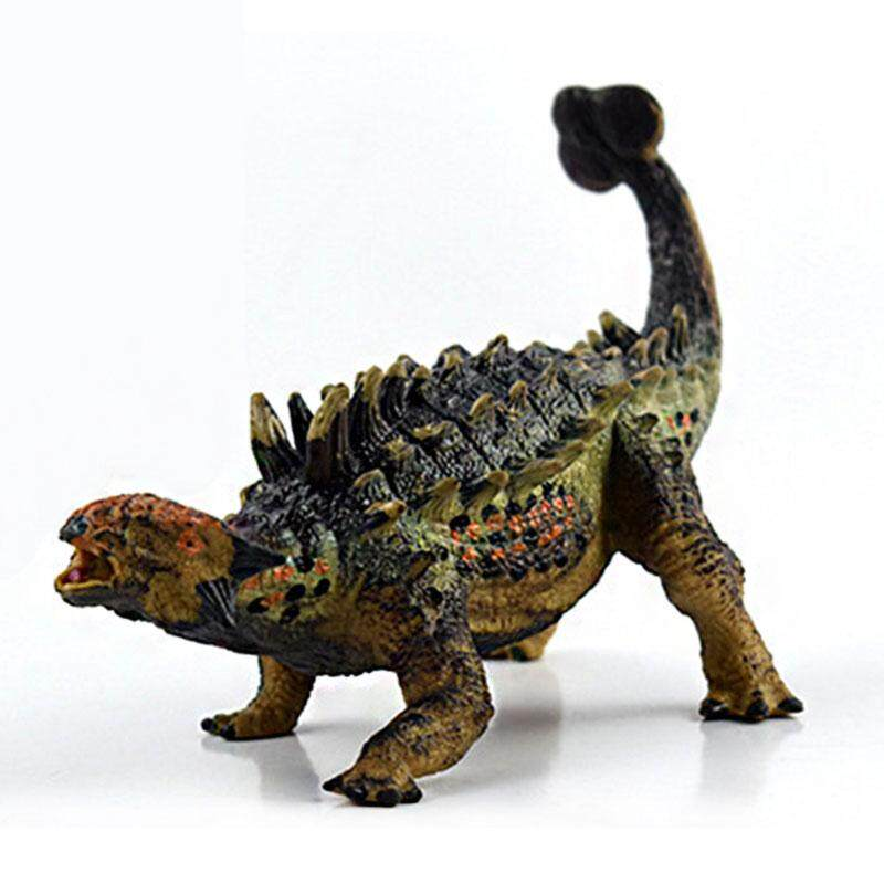 MayLer Store Simulation Saichania Real Dinosaurs Kids Action Figures Eco Friendly Toys
