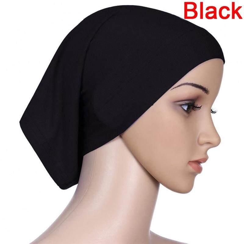 Islamic Muslim Womens Head Scarf Cotton Soft Headscarf By Blue Sea.