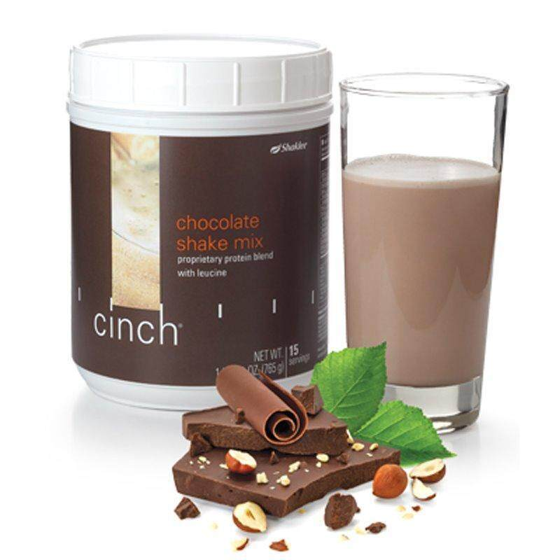 shaklee shake mix chocolate ( 15 servings) (original)