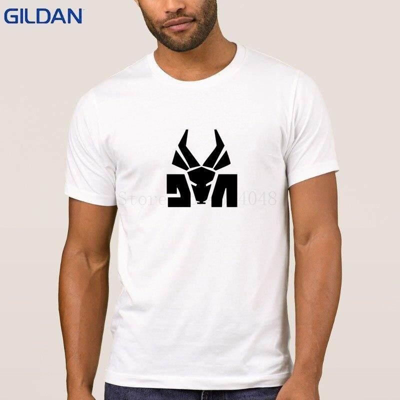 Diy Rajutan Mati Antwoord II T-shirt T-shirt Trendy untuk Pria Musim Panas CREW NECK Tee Tops