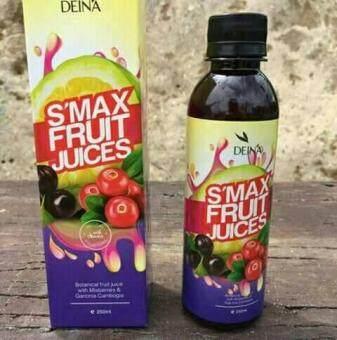 2018 Best Seller! New Deina Slimax Fruit Juice [250ml x 1 bottle] (Original Deina HQ)