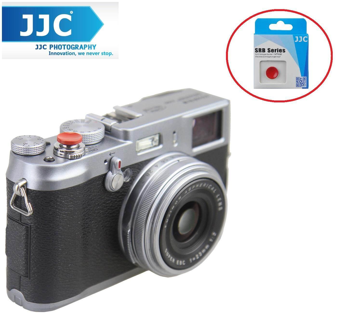 JJC SRB-C11R Metal Concave Surface Soft release button finger touch for X-PRO2,X-E2S,X10,X20,X30,X100T,X100,X100S,X-E1,X-E2,XPRO-1,STX-2,X-T10,X100F