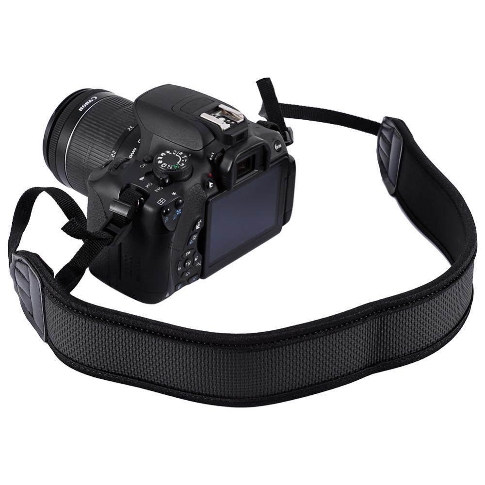 Adjustable Neoprene Sling Neck Shoulder Strap Belt for Canon Nikon Sony DSLR SLR