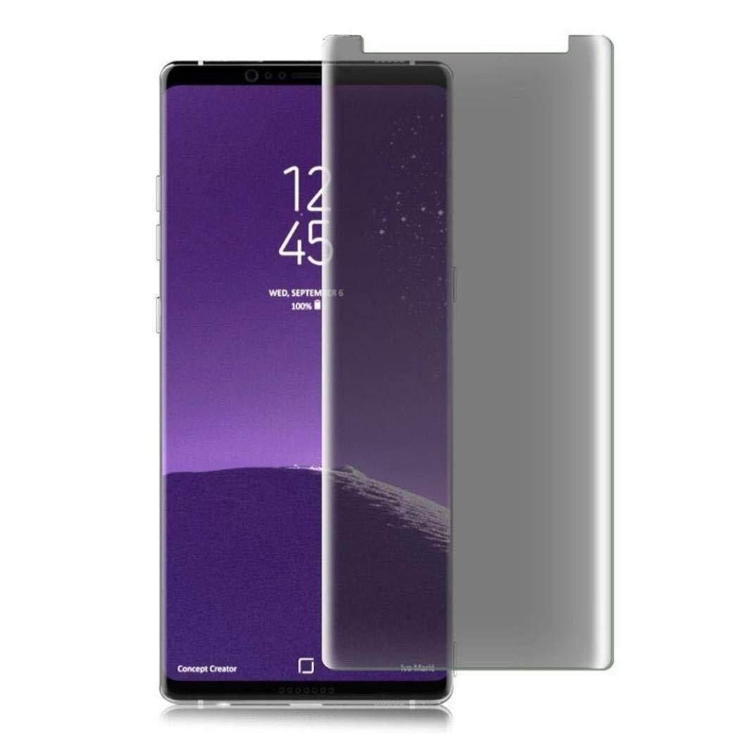 Harga Spesial! Cocok untuk (TM) Kekerasan 9 H Menilai Cakupan Penuh Privasi Kaca Anti Gores Pelindung Layar untuk Samsung Galaxy Note 8 (A)