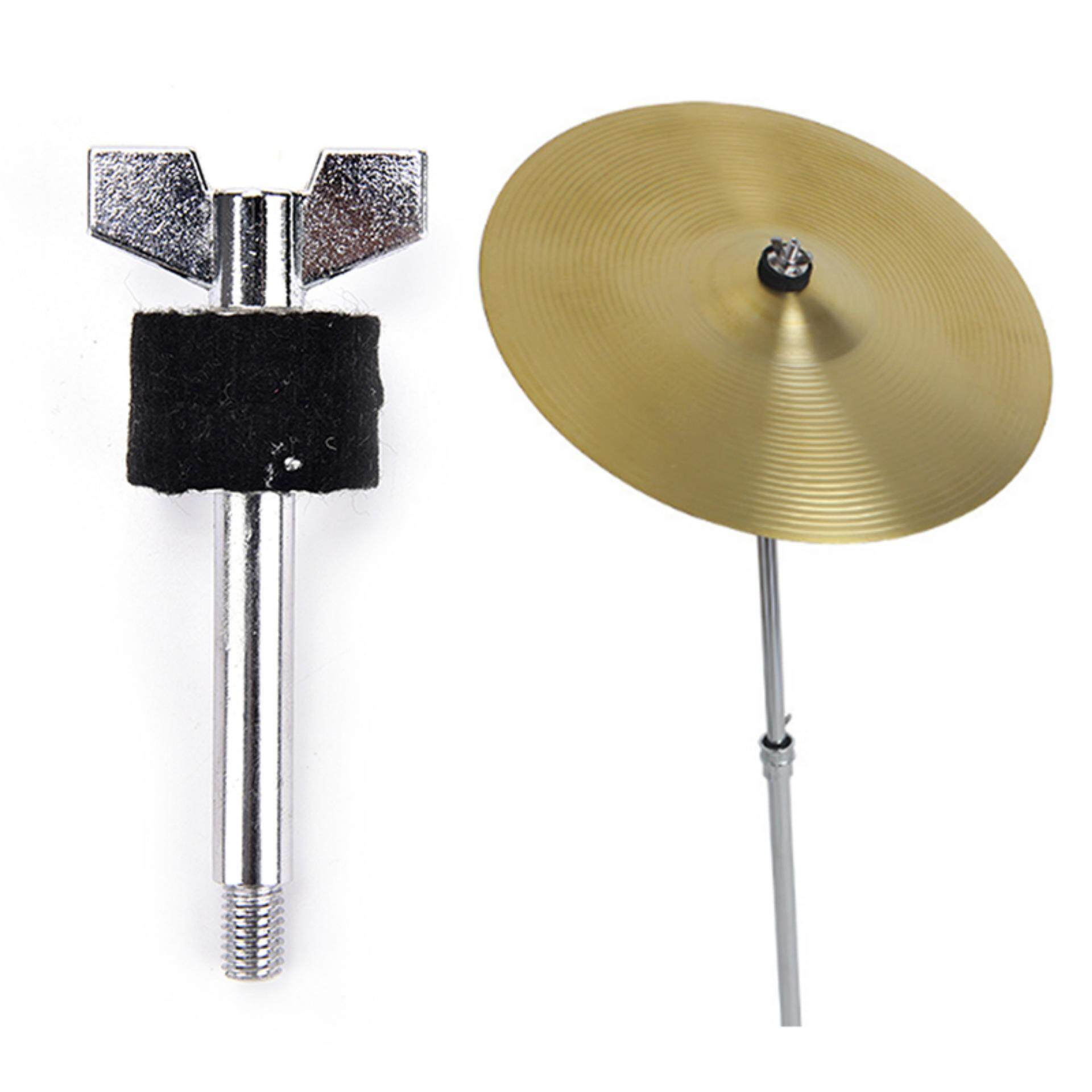 4 Inch Mini Metal Cymbal Stacker Percussion Instruments Drum Parts & Accessories - intl