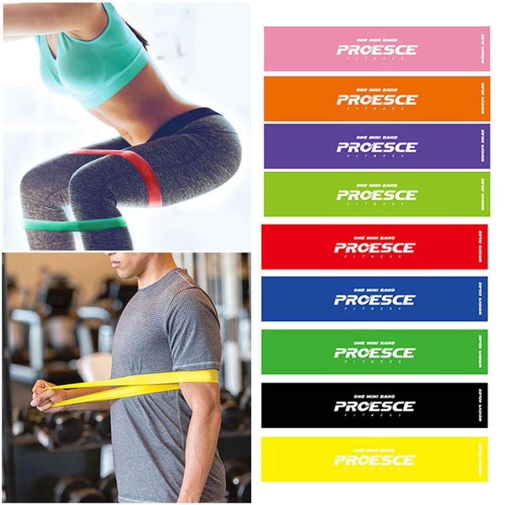 Jual Tali Stretching Fitness Wrist Exerciser Alat Melatih Pergelangan Tangan Kebugaran Elastisitas Karet Penahan Yoga Crossfit Menarik Loop Atletik Peralatan Latihan Olahraga