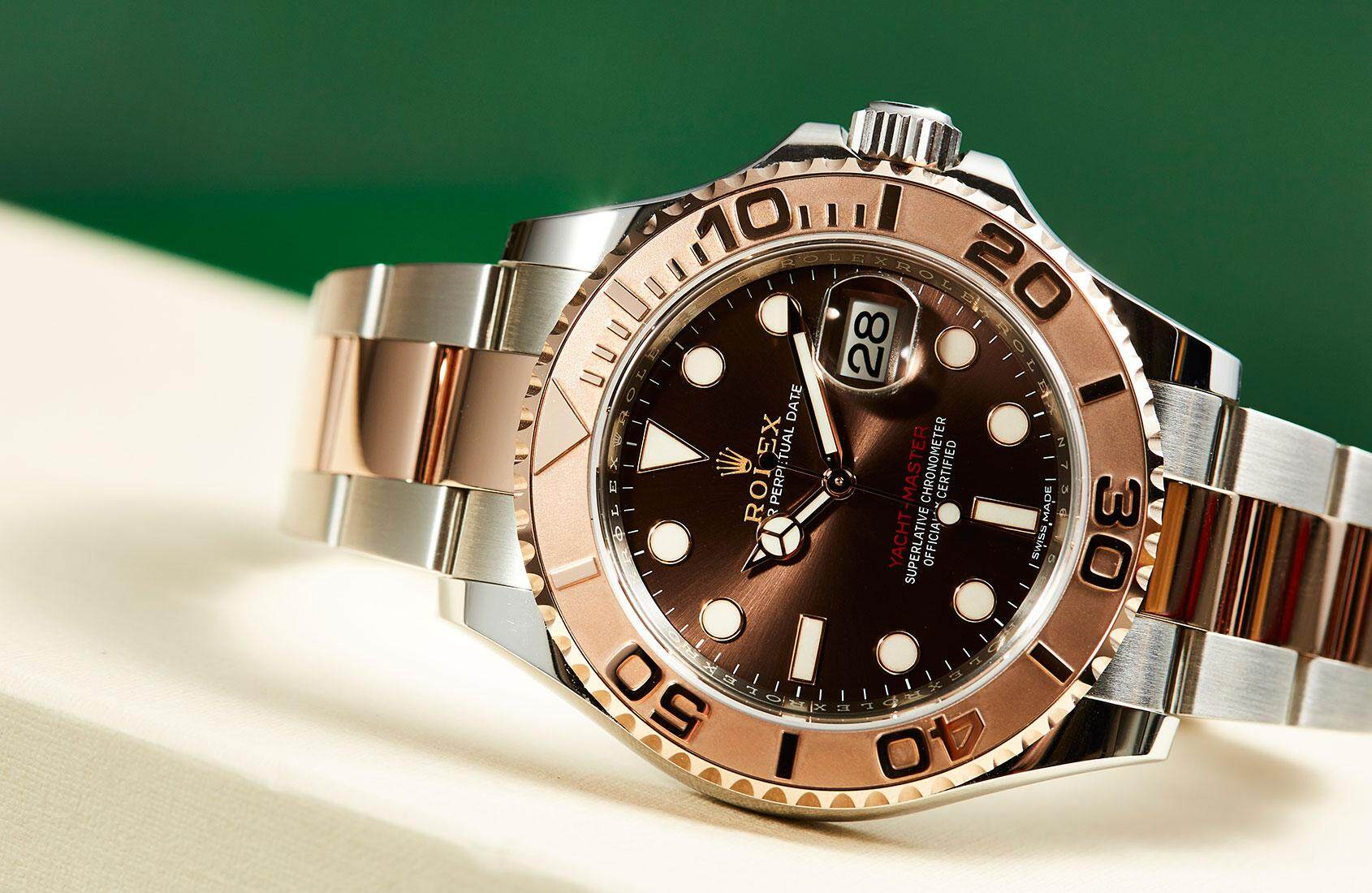 ROLEX YACHT MASTER ( Cheapest Price Guaranteed)