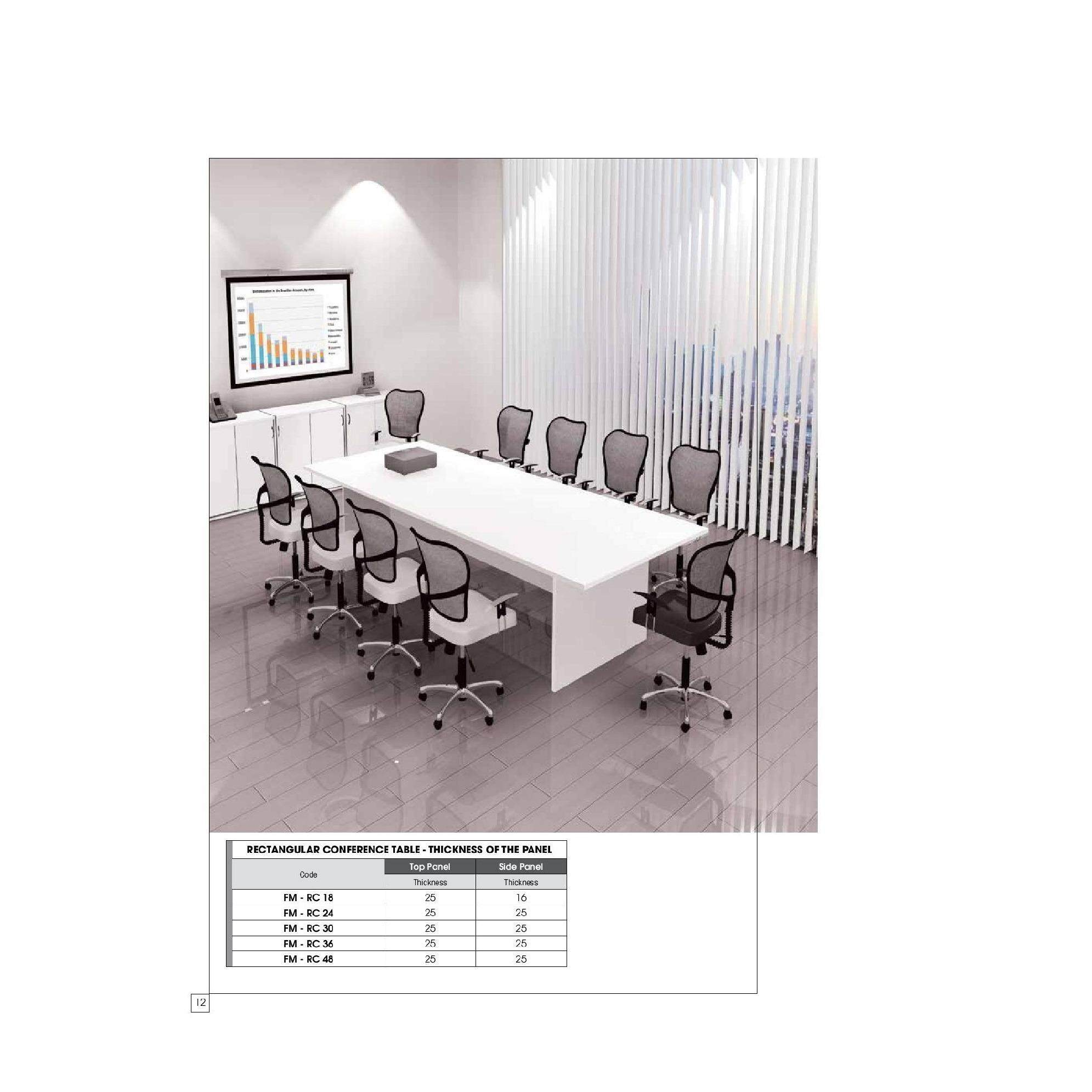 FREE Delivery Klang Valley Meeting Conference Table X FT For - 4 person conference table