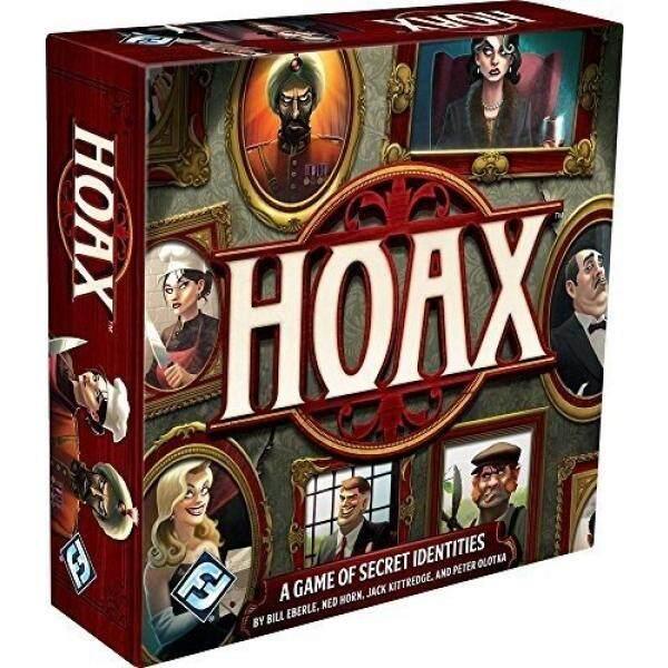 Hoax Card Game - intl