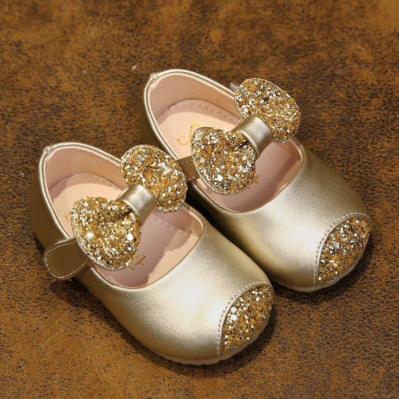 Petpet Sepatu 1-3 tahun 2 perempuan bayi sepatu belajar jalan 6-12 bulan 6b61431d74