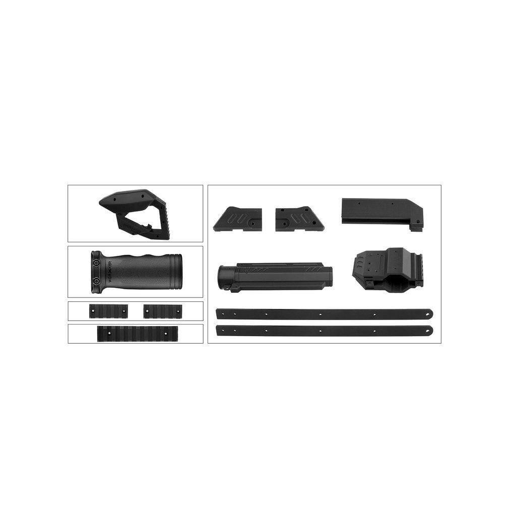 Best Sellers Worker ABL-W001 Mod Kits Set for Nerf Rival Apollo XV700 Modify Toy Gun