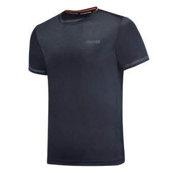 Beli sekarang 361 derajat pakaian pria musim panas model baru Fitness kerah  bulat lengan pendek 361 cepat kering Olah Raga kaus pria 551724853A terbaik  ... 44047e0fe9