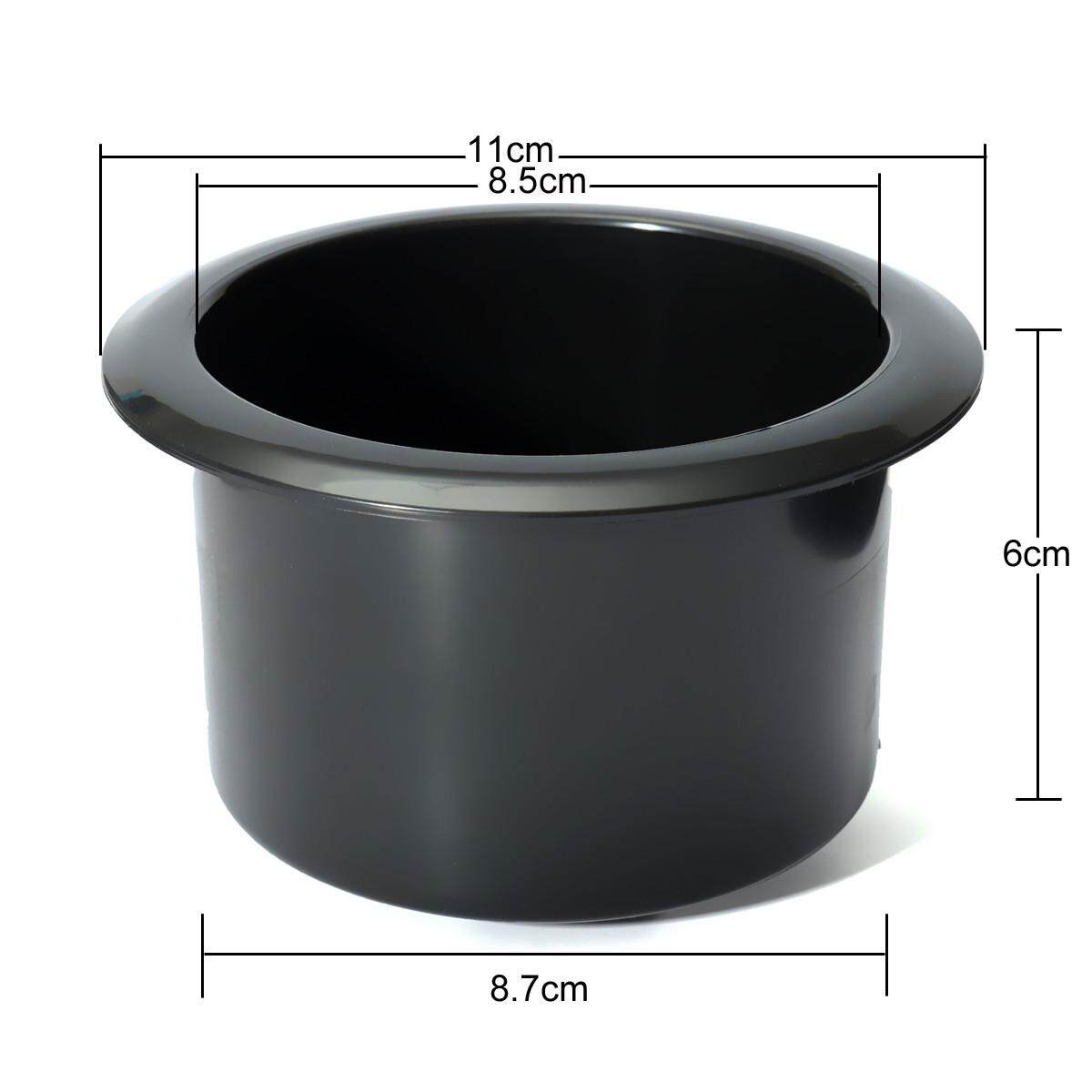 1pcs Cup Holder For Boat Rv Sectional Couch Recliner Sofa Furniture Poker Table - Intl By Freebang.