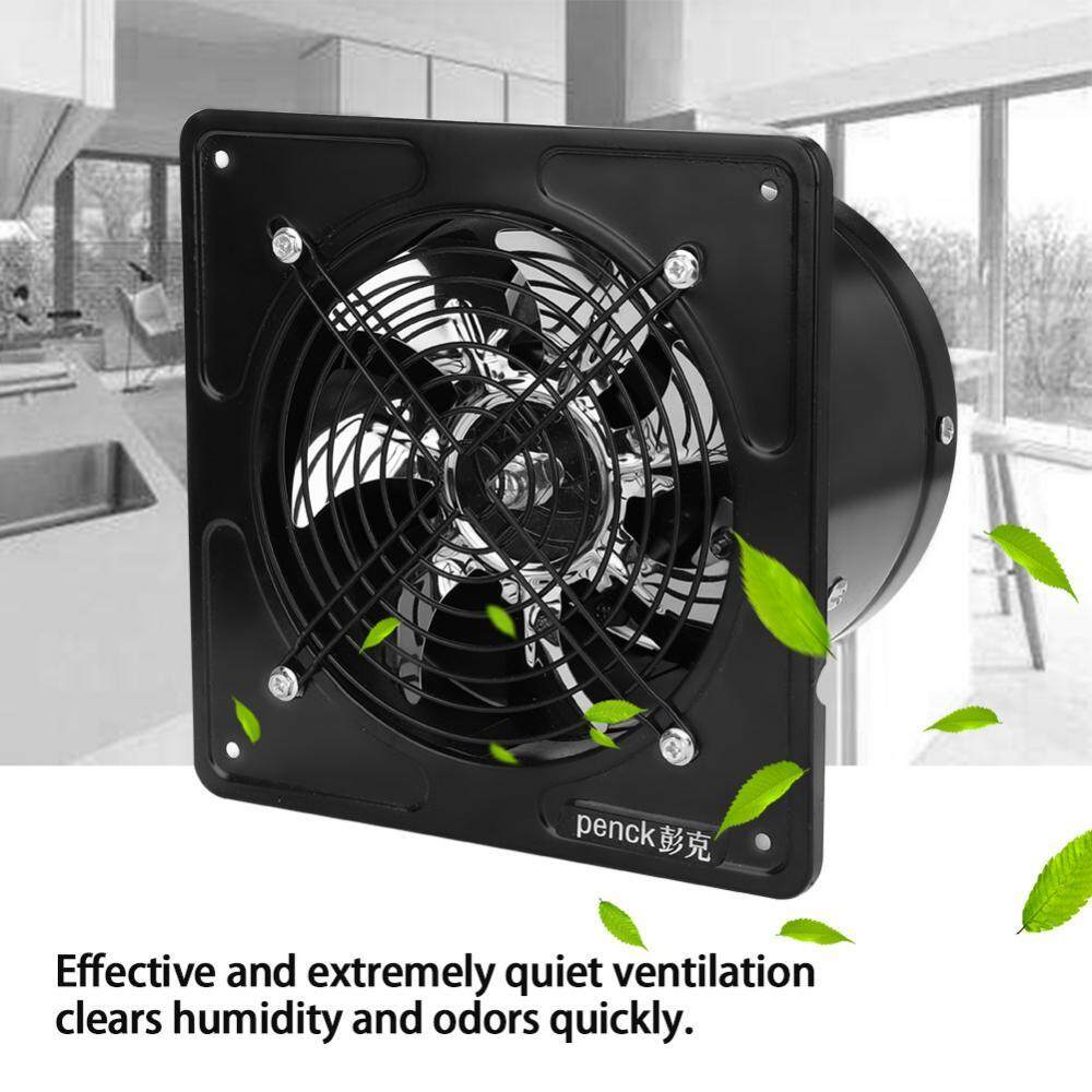 40w 220v wall mounted exhaust fan low noise bathroom kitchen garage air vent  ventilation