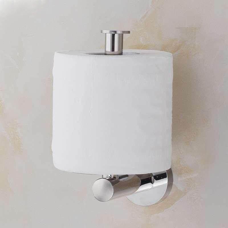 SUS304 Stainless Steel Bathroom Lavatory Toilet Paper Holder