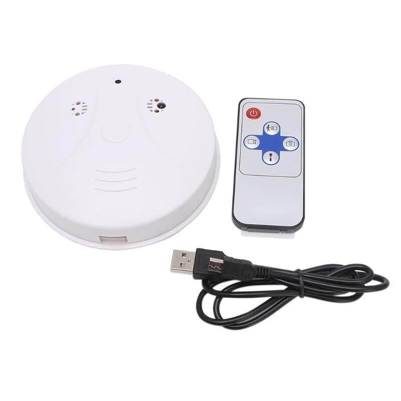 Mini Hidden Spy Camera Smoke Detector HD DV DVR Nanny Camcorder Video Recorder